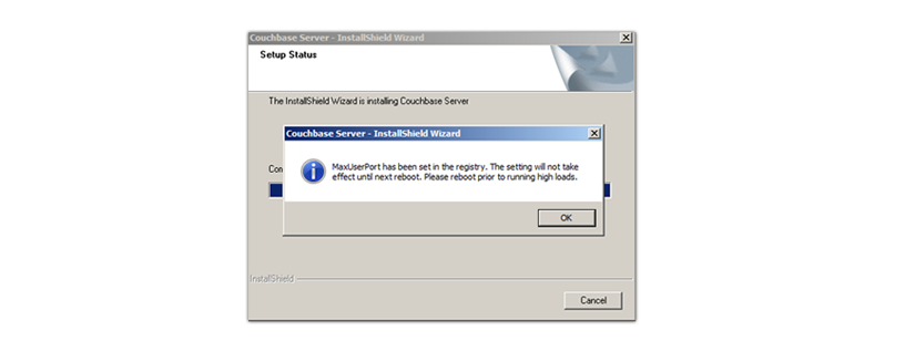 Installing on Windows with the wizard